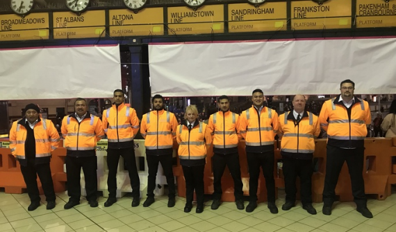 licensed venue security guards, crowd management security