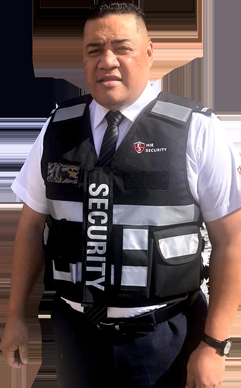 business premises security guard