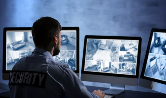 CCTV security monitoring guards and services Melbourne